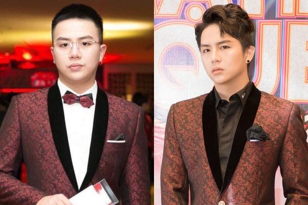 Duy Khánh giảm 7kg khi tham gia Gương mặt thân quen.