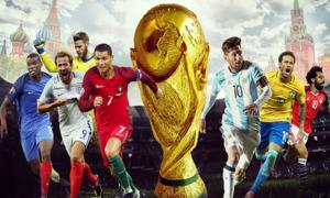 Những con số thú vị của VCK World Cup 2018