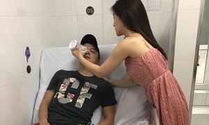 Cao Thái Sơn vỡ mạch máu mũi: 'Có hai ngày mà như chết đi sống lại'