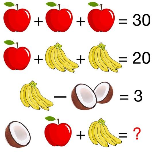 Thử sức với 5 câu đố IQ hack não (4) - 1