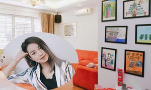 Không gian sống tươi sáng của hot girl Mi Vân