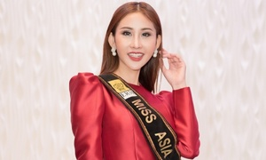 'Cô gái mồ côi' Chi Nguyễn đại diện Việt Nam thi nhan sắc quốc tế