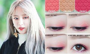 Bật mí công thức makeup để có mắt sâu hút hồn như 5 idol Hàn