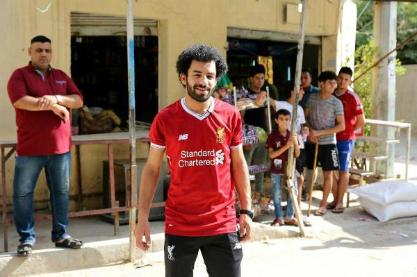 Đi đến đâu Ali cũng được chú ý.Buổi ra mắt lần đầu tiên ở CLB Al, sự xuất hiện của Ali khiến mọi người xôn xao. Bạn là Mohamed Salah sao? Hussein bạn giống Salah thực sự, HLV Ali Adnan Mohammad nói.