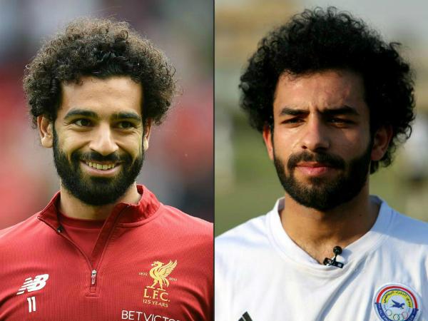 Ali (bìa phải) là một tiền đạo, anh ngồi băng ghế dự bị cho CLB Al Zawraa. Trong khi người anh em sinh đôi Mohamed Salah (trái)là ngôi sao của ĐTQG Ai Cập cũng thi đấu ở vị trí ấy. Sự giống nhau đến thú vị khiến Ali nhận được sự quan tâm của nhiều người.