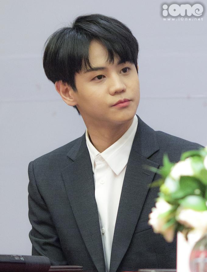 <p> Yo Seob khiến fan Việt thích thú khi tiết lộ người Hàn Quốc rất thích ăn các món Việt Nam, trong đó món ăn mà anh thích hơn cả là cơm rang.</p>