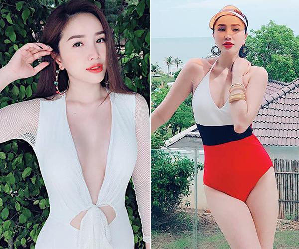 3 mỹ nhân Việt 30 tuổi mới dậy thì với ảnh bikini sexy - 1