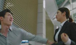 Drama Hàn gây phẫn nộ vì cảnh đánh phụ nữ đầy bạo lực