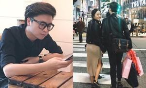 Nghi vấn chồng sắp cưới của Tú Anh là bạn trai cũ của Văn Mai Hương