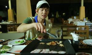 6 sao Hàn được mệnh danh là 'thánh nướng thịt'