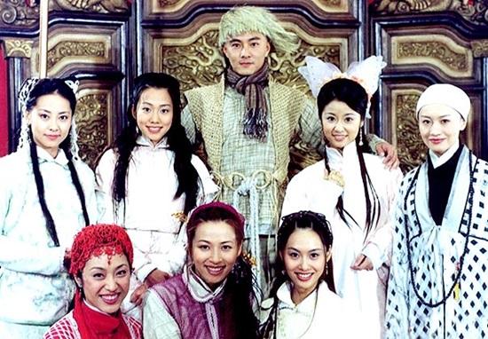 10 bộ phim Trung Quốc thuở ấu thơ, bạn còn nhớ? - 2