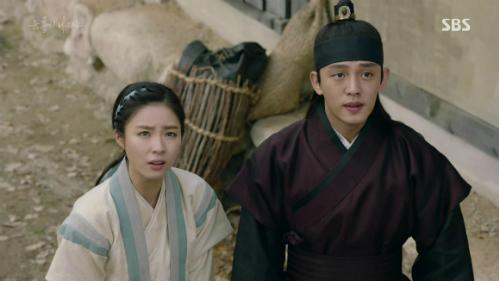 5 phim truyền hình Hoa  Hàn có cảnh hành động mãn nhãn nhất