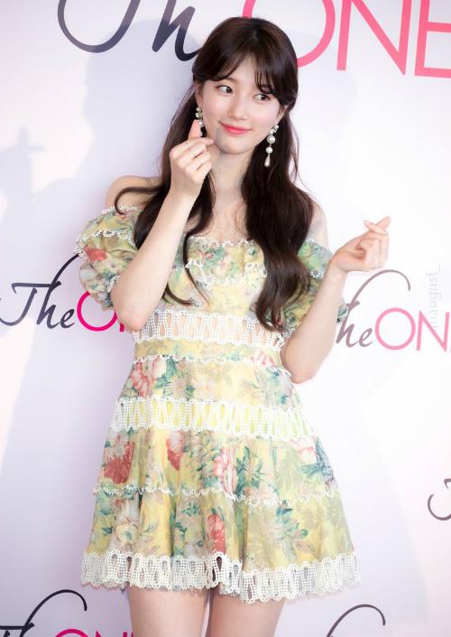 Suzy xuất hiện tại fan meeting ở Hong Kong ngày 25/5 sau vụ lùm xùm.