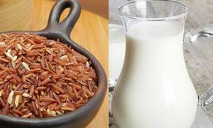 Cách nấu nước sữa gạo chuẩn Hàn