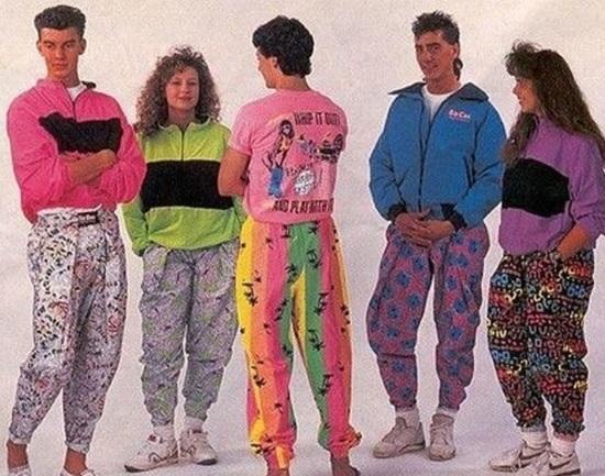 10 xu hướng thời trang không ai muốn chúng quay lại - 6