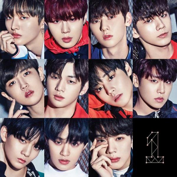 Hình ảnh comeback của Wanna One trong tháng 6.