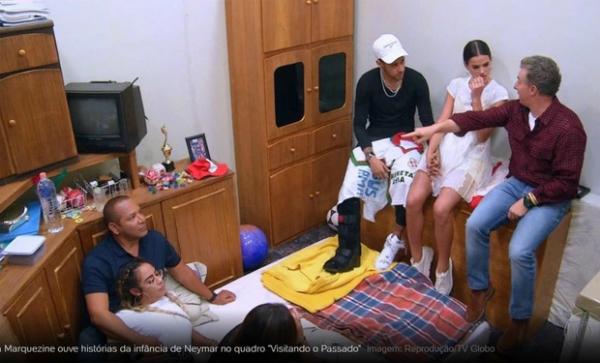Cầu thủ đắt giá nhất hành tinh Neymar bật khóc nức nở khi trở về căn phòng gian khổ - 5