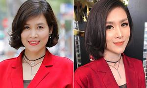 Chị Nguyệt 'thảo mai' bị tưởng lầm dao kéo vì makeup quá 'ảo'
