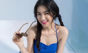 Hòa Minzy bị nghi xóa hình xăm tên Công Phượng khi có bạn trai mới