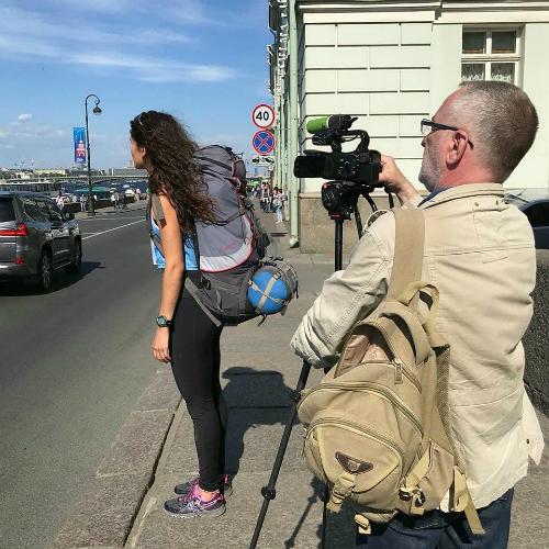 CĐV nữ đi nhờ 6000km đến Nga cổ vũ ĐT Argentina thi World Cup - page 2 - 5