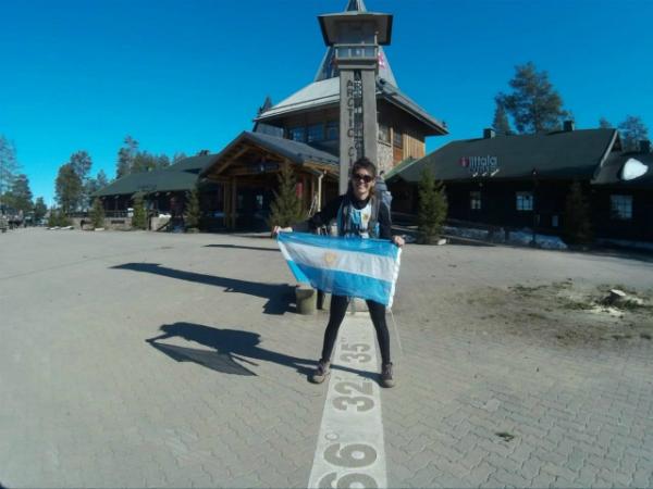 CĐV nữ đi nhờ 6000km đến Nga cổ vũ ĐT Argentina thi World Cup - page 2 - 3