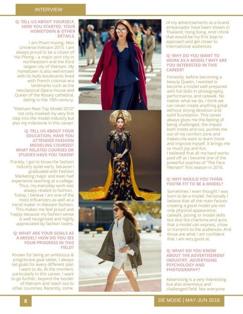 Hình ảnh và nội dung của Jolie trong bài viết.