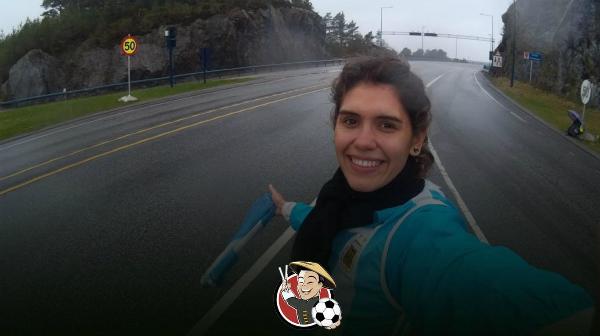 CĐV nữ đi nhờ 6000km đến Nga cổ vũ ĐT Argentina thi World Cup - page 2 - 6