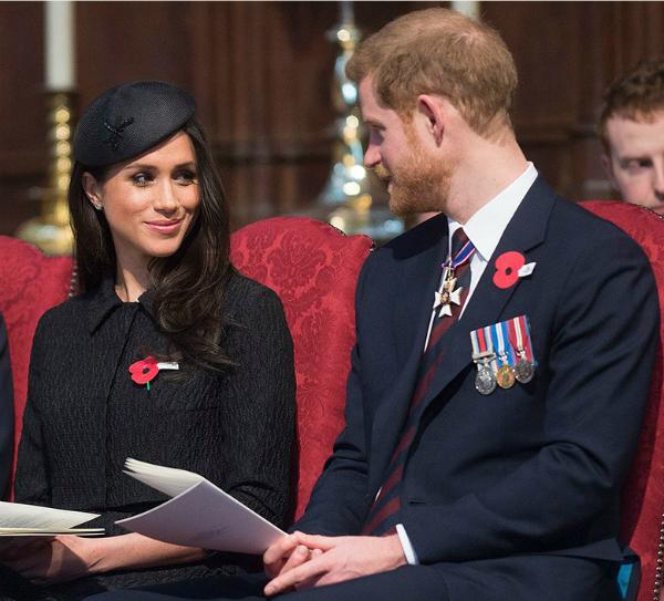Cuộc hôn nhân của Hoàng tử Harry và vợ vẫn đang được dư luận quan tâm.