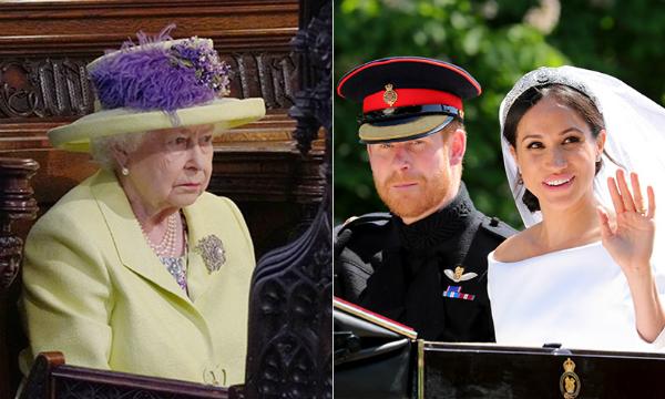 Nữ hoàng Elizabeth II được cho là người đã đề nghị Hoàng tử Harry ký hợp đồng trước hôn nhân.