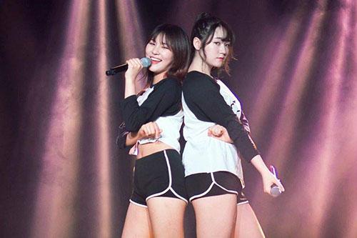Những bức ảnh thảm họa khiến sao nữ Hàn bị ném đá cân nặng - 7