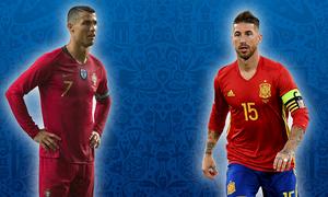 5 cặp sao 'đồng đội tương tàn' tại vòng bảng World Cup 2018