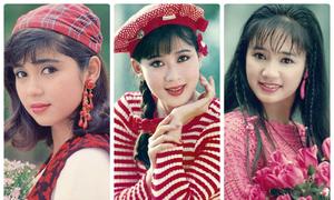 5 nữ hoàng sắc đẹp của showbiz Việt thập niên 90
