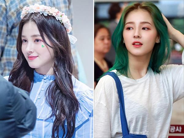Nhờ kiểu tóc lạ này mà cô nàng từ một thiên thần xinh xắn với nụ cười ngọt ngào đã biến thành một cô gái quyễn rũ và hơi mang khí chất của bad girl. Vì vậy đây chính là dịp để các fan chờ đón một sự trở lại đầy mới mẻ của nữ idol trẻ tuổi này.