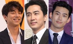 10 sao nam Hàn có khả năng nói tiếng Anh lưu loát