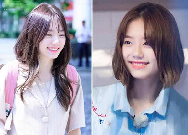 Khi diện kiểu tóc mới, cô nàng đã nhận được cả cơn mưa lời khen từ cư dân mạng. Tuy vẫn giữ nét đáng yêu, nhí nhảnh trên gương mặt nhưng mái tóc ngắn đã F5 lại So Hye để không gây nhàm chán cho khán giả.