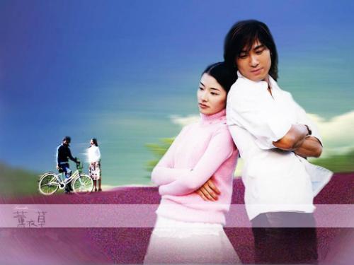 Trần Di Dung và Hứa Thiệu Dương.