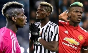 Tóc Pogba hôm nay 'hiền quá' khiến fan nhớ da diết những kiểu đầu 'quái lạ' đã qua