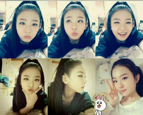 Seul Gi đáng yêu khi làm thực tập sinh.