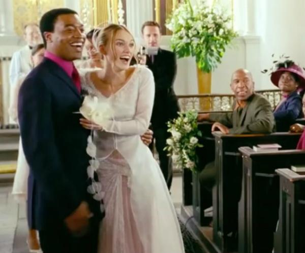 Những chiếc váy cưới thảm họa trong lịch sử phim ảnh Hollywood - 7