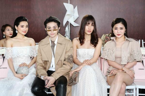 Ngày 16/6 trên tầng 49 của tòa nhà Bitexco, NTK Chung Thanh Phong tổ chức show diễn mang tên Phong. Sự kiện thu hút được hàng loạt các ngôi sao, diễn viên, fashionista, người mẫu, hoa hậu nổi tiếng của Việt Nam đến tham dự.