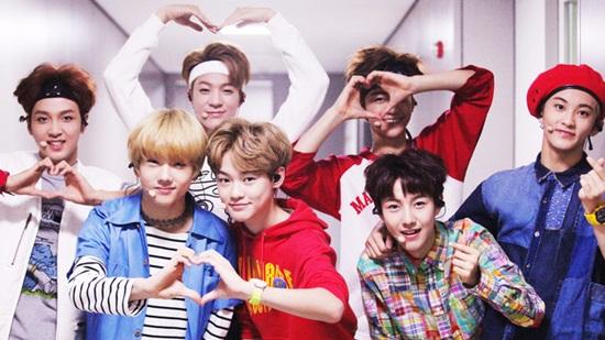 Ai là em út trong các nhóm nhạc Kpop? - 10