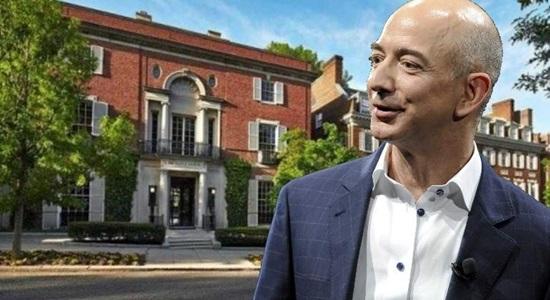 Khối bất động sản khổng lồ của tỷ phú giàu nhất nước Mỹ - 1