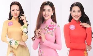 Nhan sắc top 30 thí sinh Hoa hậu Việt Nam chung khảo phía Nam