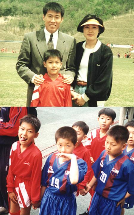 Những sao Hàn là fan cuồng nhiệt của bóng đá - 3