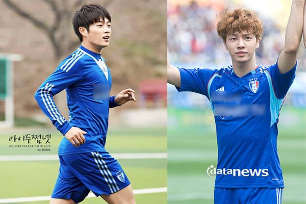 Những sao Hàn là fan cuồng nhiệt của bóng đá - 4