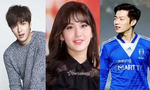 Những sao Hàn là fan cuồng nhiệt của bóng đá