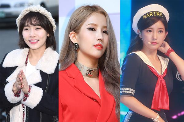 Những idol Hàn chung nghệ danh nhưng số phận khác biệt - 2