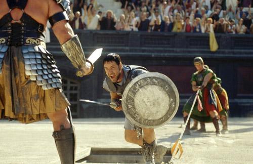 Những điều chưa biết về Gladiator  bộ phim có cảnh chiến đấu kinh hãi nhất - 1