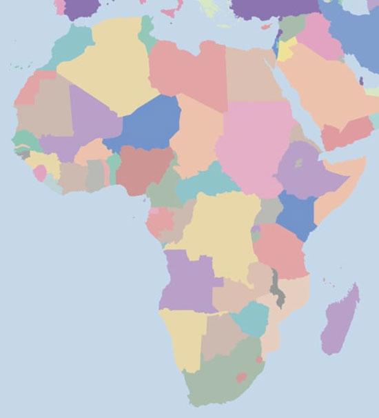 Người có IQ cao mới biết các quốc gia này nằm ở đâu? (2) - 1