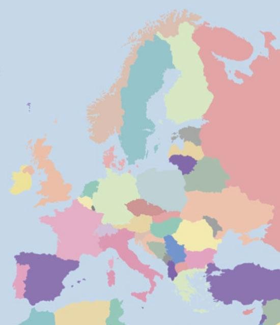 Người có IQ cao mới biết các quốc gia này nằm ở đâu? (2) - 4